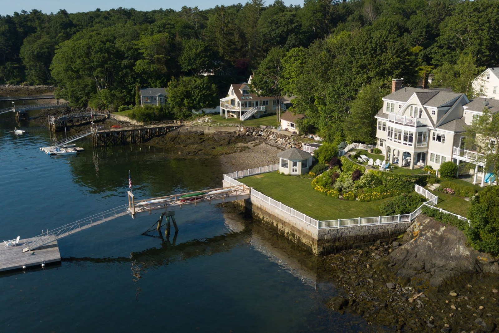 Single Family Homes for Sale at 43 Sea Street Rockport, Maine 04856 United States