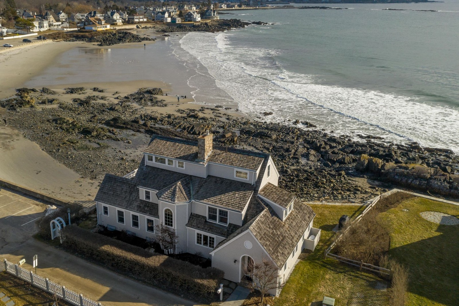 Single Family Homes for Sale at 8 Lords Point Road Kennebunk, Maine 04043 United States
