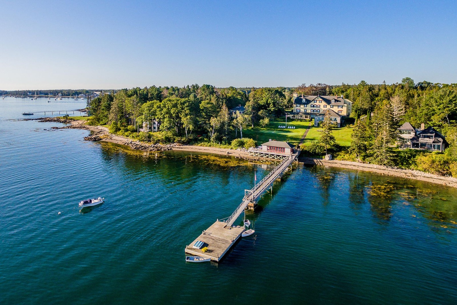 Commercial for Sale at 20 Claremont Road Southwest Harbor, Maine 04679 United States