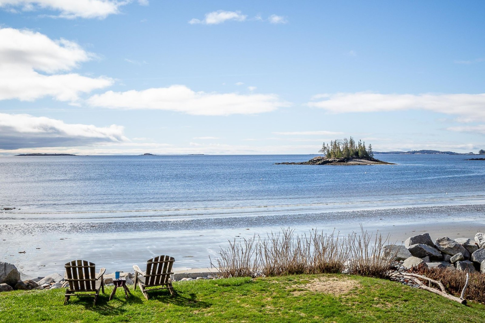 Single Family Homes for Sale at 15 Stonehurst Lane Owls Head, Maine 04854 United States