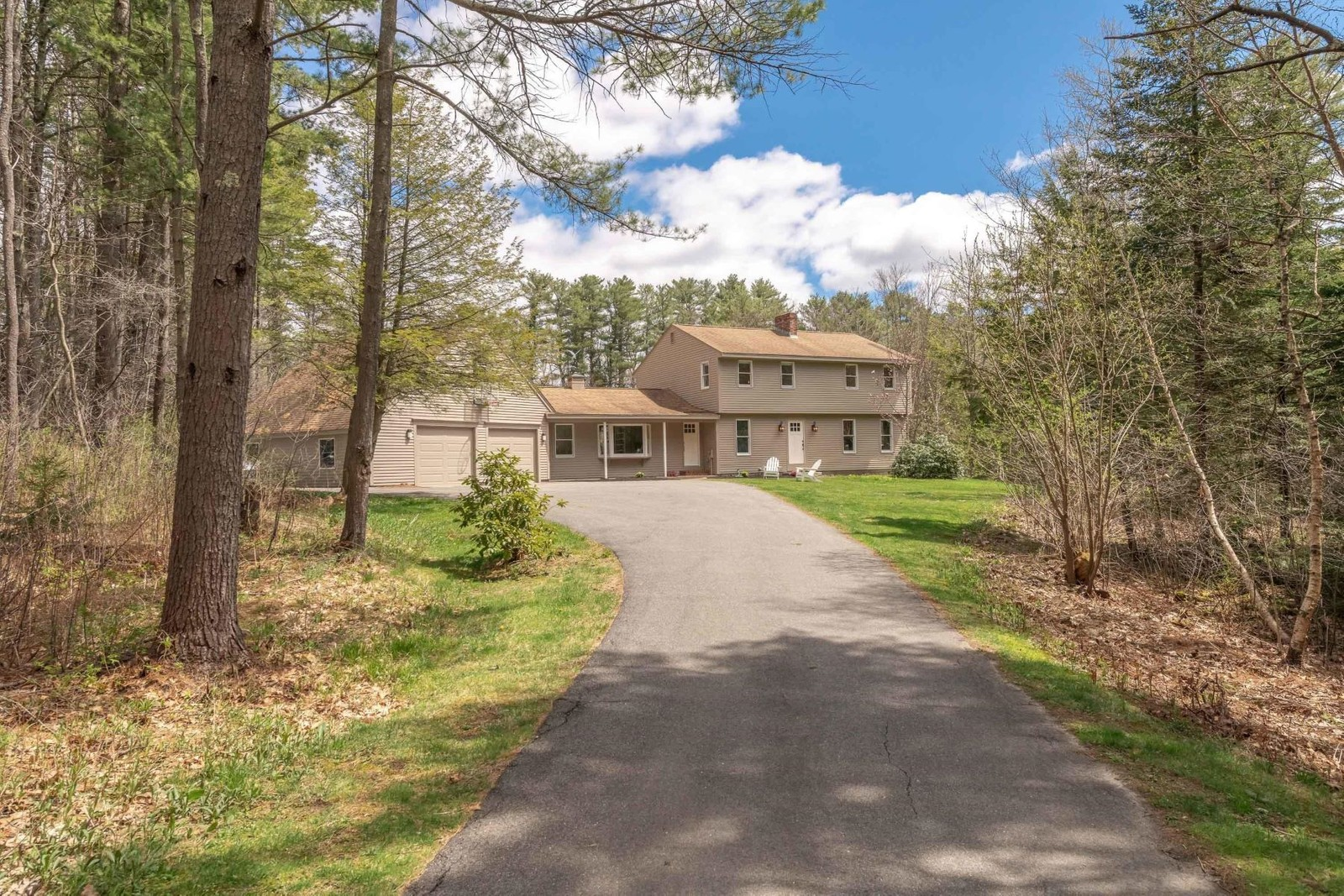Single Family Homes for Sale at 101 Sisquisic Trail Yarmouth, Maine 04096 United States