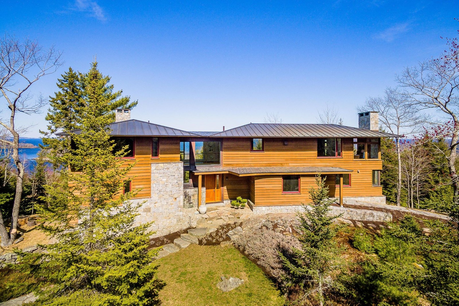 Single Family Homes for Sale at 10 Beacon Avenue Camden, Maine 04843 United States