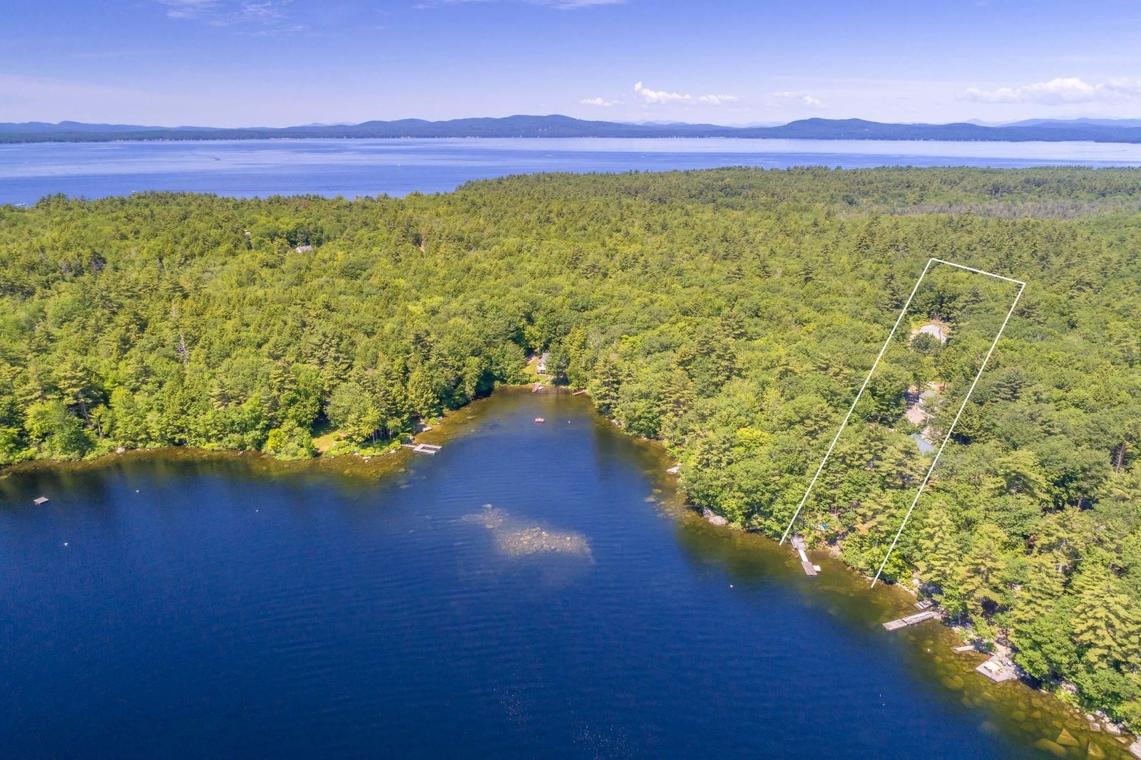 Single Family Homes for Sale at 55-58 Andersen Road Raymond, Maine 04071 United States