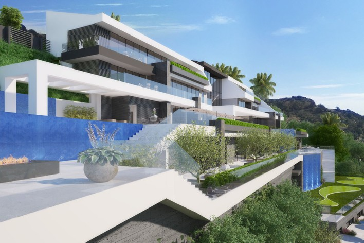 Beverly Hills California United States Luxury Real Estate Homes For Sale