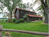 Nhà ở một gia đình for sales at Spectacular 103 Arce Vista Vale Farm 5255 N Clay Hill Road   Spring Green, Wisconsin 53588 Hoa Kỳ
