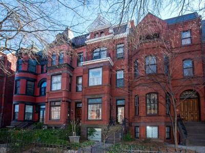 Maison unifamiliale for sales at Logan Circle 1310 Rhode Island Avenue Nw Washington, District De Columbia 20005 États-Unis