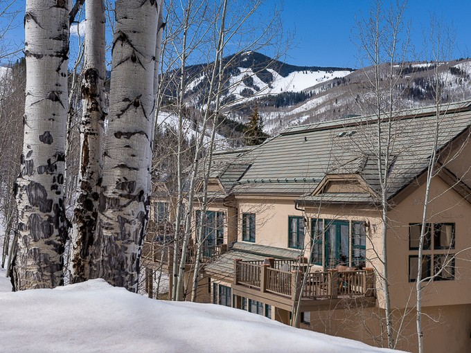 Townhouse for sales at Ski-In/Ski-Out Access in Beaver Creek, Colorado 44 Meadow Lane  Avon, Colorado 81620 United States