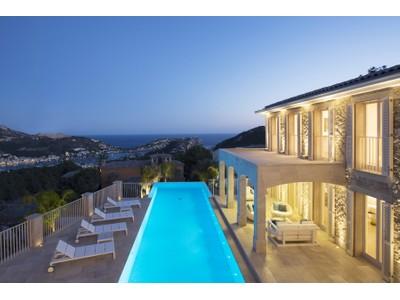 Casa para uma família for sales at Villa with sensational views in Port Andratx  Port Andratx, Palma De Maiorca 07157 Espanha