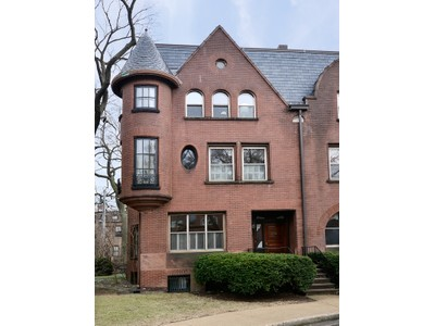 Maison unifamiliale for sales at Historic Home in Lincoln Park 841 W Chalmers Place Chicago, Illinois 60614 États-Unis