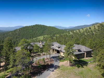 Single Family Home for sales at 1295 Silver Rock Lane  Evergreen, Colorado 80439 United States
