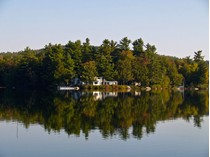 Single Family Home for sales at Little Lake Sunapee Waterfront Estate 43 Woody Point   New London, New Hampshire 03257 United States