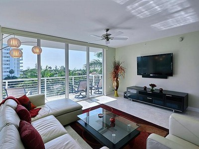 Condomínio for sales at Sapphire 2821 N Ocean Blvd. #403 Fort Lauderdale, Florida Fl Estados Unidos