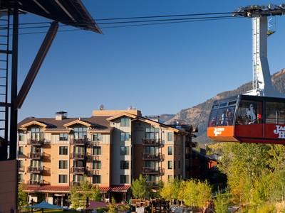 Condominium for sales at Slopeside Living in Hotel Terra 3335 W. Village Dr Unit 423 Teton Village, Wyoming 83025 United States