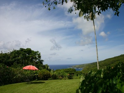 Single Family Home for sales at Plantation Style Home With Amazing Coastline Views 45575 Hana Hwy Hana, Hawaii 96713 United States