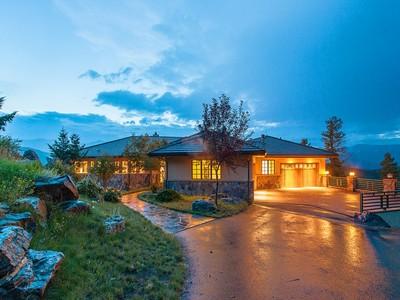 Maison unifamiliale for sales at 414 Humphrey Drive  Evergreen, Colorado 80439 États-Unis