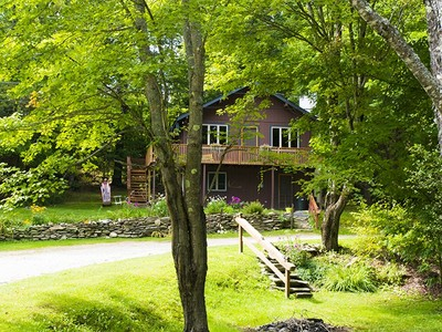 Single Family Home for sales at Charming Londonderry Chalet 3 Hilltop  North  Londonderry, Vermont 05155 United States
