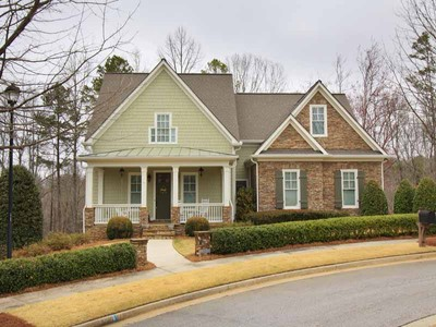 Maison unifamiliale for sales at Outstanding Lake Retreat 6669 Marina Court Gainesville, Georgia 30506 États-Unis