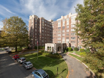 Condominium for sales at Cathedral Heights: The Westchester 4000 Cathedral Avenue Nw 152B Washington, District Of Columbia 20016 United States