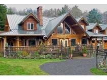 Maison unifamiliale for sales at 34595 Upper Nestucca River Road    Beaver, Oregon 97108 États-Unis