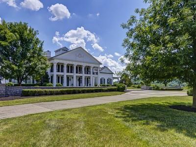 Landgut / Bauernhof / Plantage for sales at 1350 King Lane  Franklin, Tennessee 37064 Vereinigte Staaten
