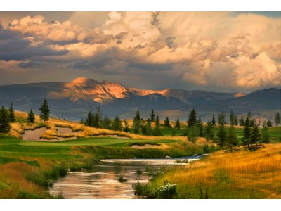 Land for sales at Spectacular Views in Shooting Star 3205 Four Pines Road  Teton Village, Wyoming 83025 Vereinigte Staaten