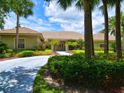 Single Family Home for sales at 13301 Marsh Landing  Palm Beach Gardens, Florida 33418 United States