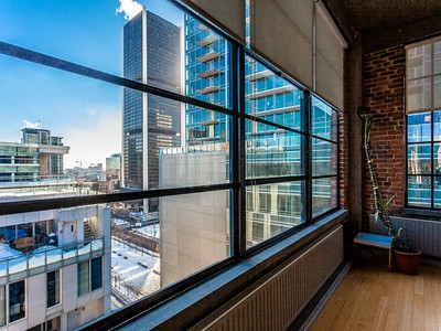 Condominio for sales at Downtown 454 de la Gauchetiere O Montreal, Quebec H2Z1E3 Canadá