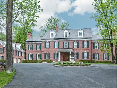 Villa for sales at Inspired By The Romance Of Fawsley Hall 271 Drakes Corner Road Princeton, New Jersey 08540 Stati Uniti
