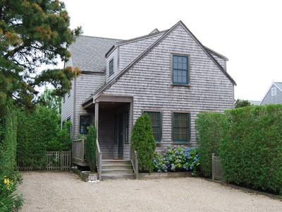Single Family Home for sales at Builder's Home - A Must See! 11 Pine Tree Road Nantucket, Massachusetts 02554 United States