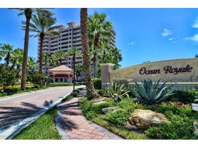 Condomínio for sales at 700 Ocean Royale Way #602  Jupiter, Florida 33477 Estados Unidos