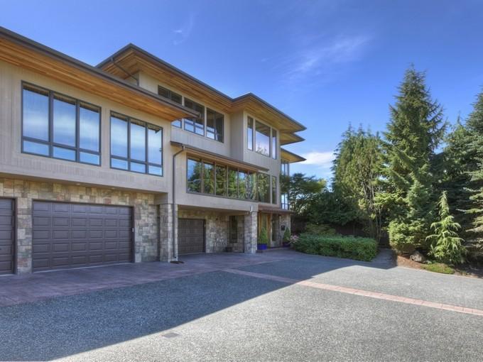 Maison unifamiliale for sales at Pinnacle House 14877 SE 50th St Bellevue, Washington 98006 États-Unis