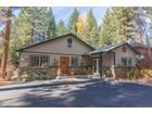 Single Family Home for  sales at 613 Midiron Avenue  Tahoe Vista, California 96148 United States