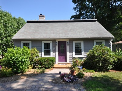 Single Family Home for sales at Walk to Town 754 Main Street Concord, Massachusetts 01742 United States