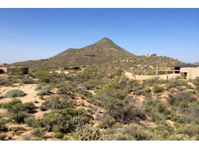 Terrain for sales at Privacy & Views on 1.18 Acre Homesite in Desert Mountain 9938 E Groundcherry Lane #29 Scottsdale, Arizona 85262 États-Unis