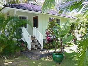 Casa Unifamiliar for sales at Coconut Cottage 5375-F Anini Rd.  Kilauea, Hawaii 96754 Estados Unidos