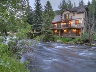 一戸建て for sales at 1755 Gore Creek Drive  Vail, コロラド 81657 アメリカ合衆国