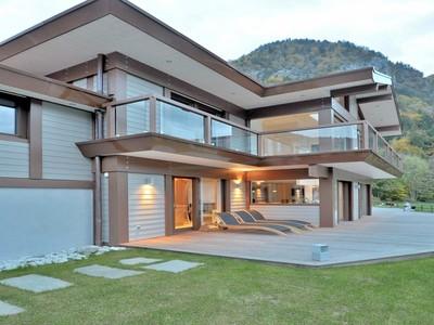 Vivienda unifamiliar for sales at Superbe villa d'architecte  Other Rhone-Alpes, Ródano-Alpes 74230 Francia