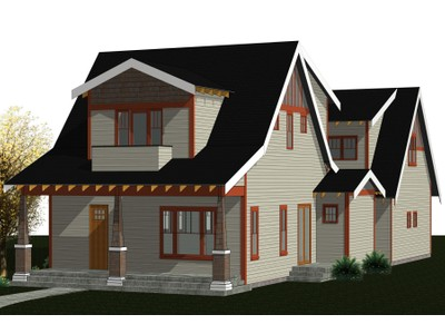 Single Family Home for sales at New Construction 1469 NW Galveston Ave Bend, Oregon 97701 United States