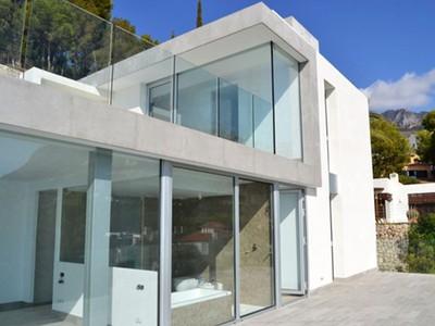 단독 가정 주택 for sales at Nearly finished Villa in first line of Altea, Mascarat  Other Alicante Costa Blanca, Alicante Costa Blanca 03599 스페인