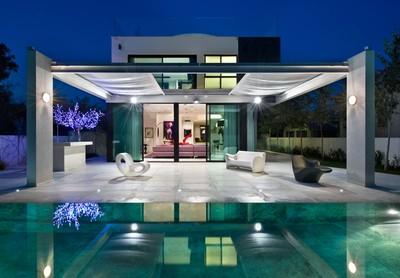 Single Family Home for sales at Ultra-Modern Gated Villa Herzliya Pituach, Israel Israel