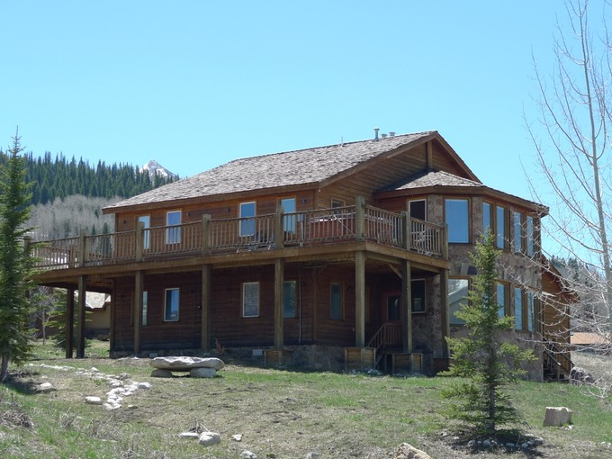 Single Family Home for sales at 1 Silver Lane   Mount Crested Butte, Colorado 81225 United States