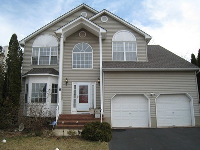 Single Family Home for sales at Beautiful Colonial Home 8 Bertran Drive Bridgewater, New Jersey 08807 United States