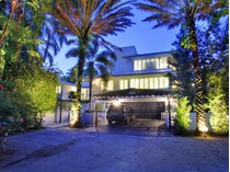 Single Family Home for sales at PARK LANE AT THE GROVE 3639 Park Lane   Miami, Florida 33133 United States