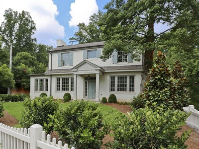 独户住宅 for sales at Complete Renovation Custom Home 1476 N Highland Avenue NE Atlanta, 乔治亚州 30306 美国