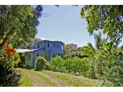 Single Family Home for sales at Great income opportunity set in the jungle 611 Kulike Road Haiku, Hawaii 96708 United States