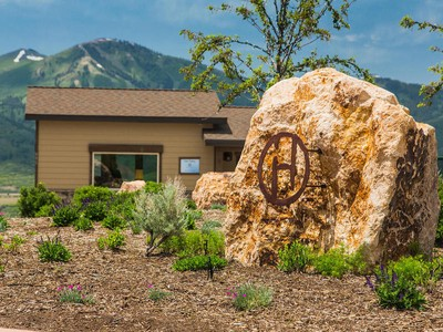 Land for  at Homesite in Gorgeous Hideout Canyon's newest Subdivision 11088 N Lariat Ct Lot#53 Hideout Canyon, Utah 84036 United States