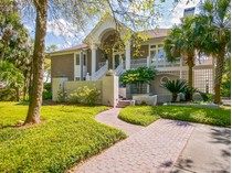 Single Family Home for sales at Marsh Point 10 Marsh Point Road   Amelia Island, Florida 32034 United States