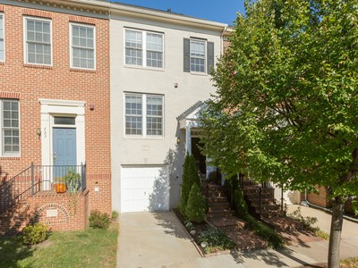 Townhouse for sales at King Farm 721 Rolling Fields Way Rockville, Maryland 20850 United States