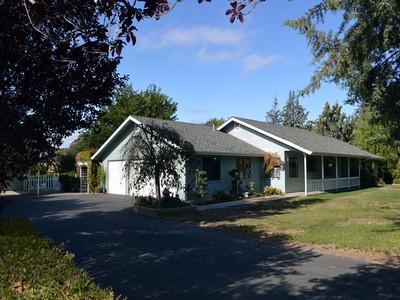 Maison unifamiliale for sales at PREMIUM WESTSIDE LOCATION 1525 Donelson Place  Templeton, Californie 93465 États-Unis