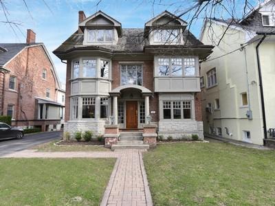 Nhà ở một gia đình for sales at 11 Edgar Avenue   Toronto, Ontario M4W2B1 Canada